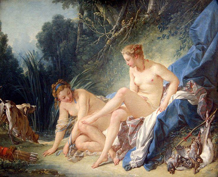 739px-Boucher_Diane_sortant_du_bain_Louvre_2712