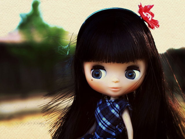 Do you speak Blythe? | mademoiselle blythe
