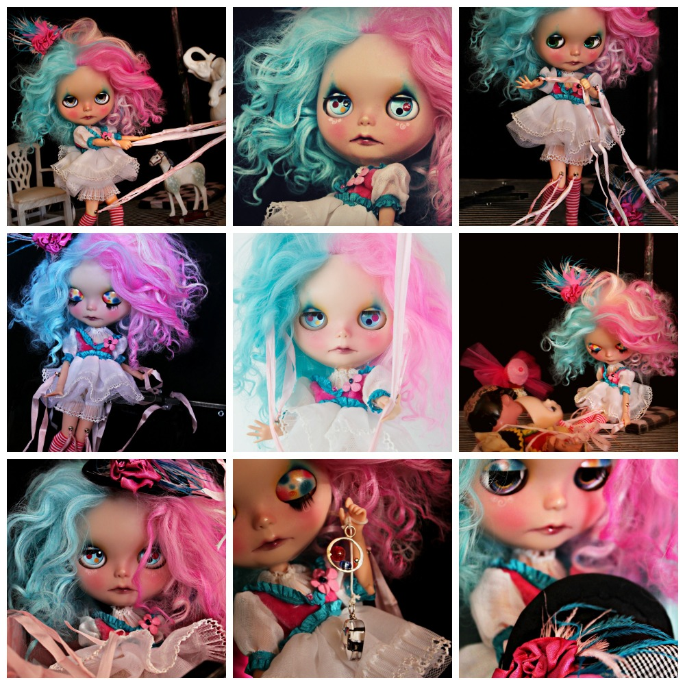 The Marionette Collage